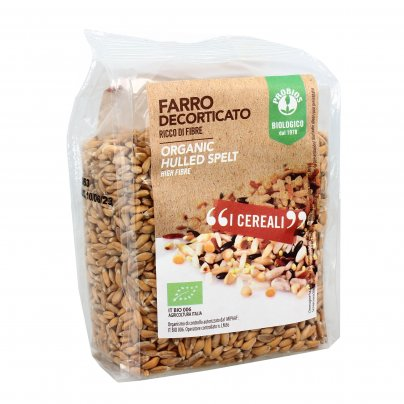 Farro Decorticato Biologico