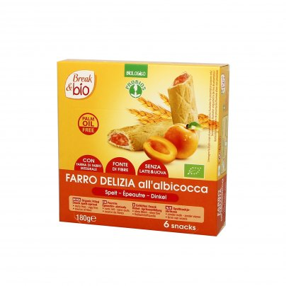 Farro Delizia all'Albicocca