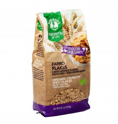 Farro Flakes - Fiocchi Bio Croccanti