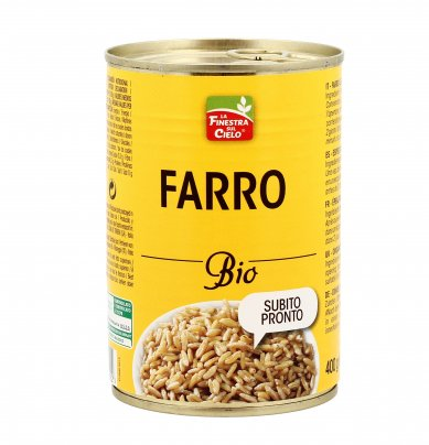 Farro Biologico in Lattina