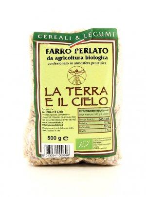Cereali e Legumi - Farro Perlato