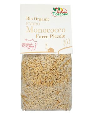 Farro Monococco (Farro Piccolo) - Natura Toscana