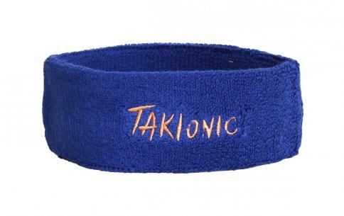 Fascia Capo Takionic - Colore Blu