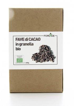 Fave di Cacao in Granella Bio