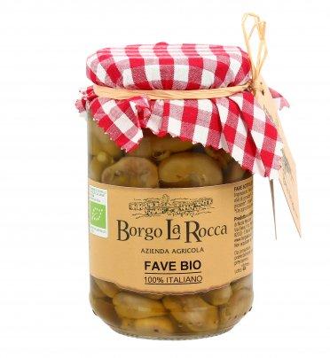Fave Sott'Olio Bio Italiane