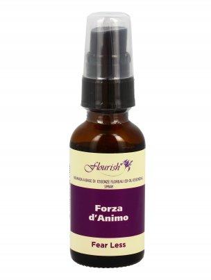 Formula Spray a Base di Essenze Floreali e Oli Essenziali - Fear-Less