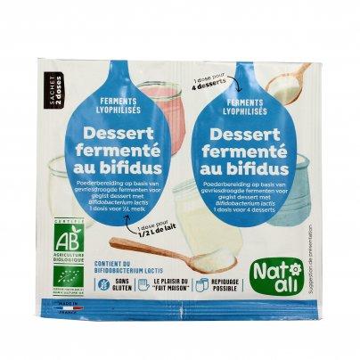 Fermenti Attivi per Yogurt con Bifidus Bio