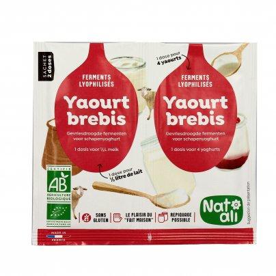 Fermenti Attivi per Yogurt di Latte di Pecora