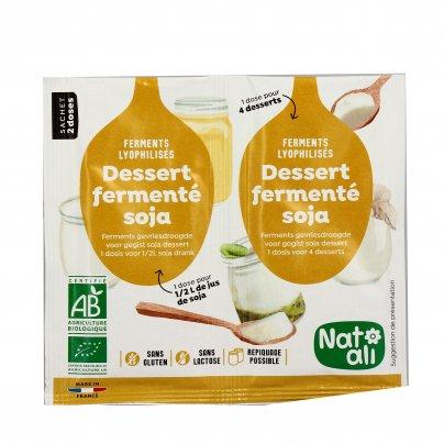 Fermenti Attivi per Yogurt di Soia Bio
