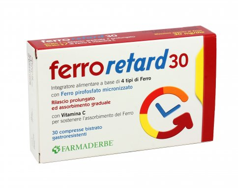 Ferro Retard 30