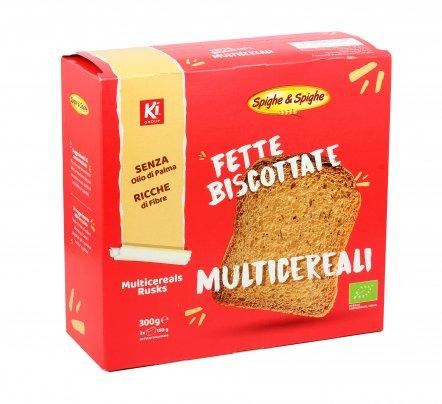 Fette Biscottate Multicereali