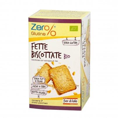 Fette Biscottate Bio Senza Glutine