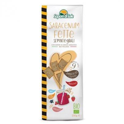 Fette Semintegrali Bio - Saracenum