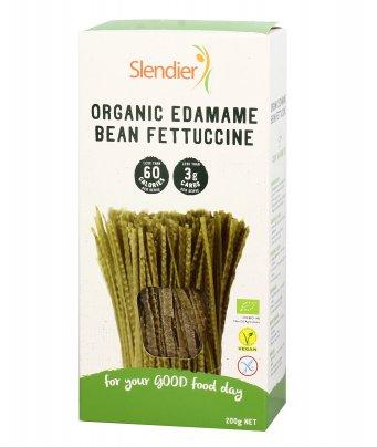 Pasta Fettuccine Biologiche di Edamame - Senza Glutine