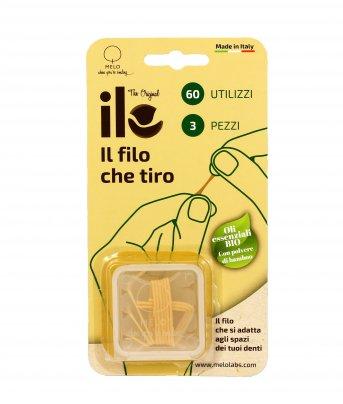 """Filo Interdentale """"Ilo"""" Il Filo Che Tiro"""
