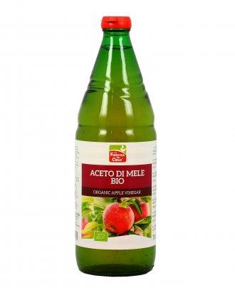 Aceto di Mele Biologico 750 ml (Non pastorizzato)