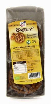 Biofibre - Crostatina all'Albicocca