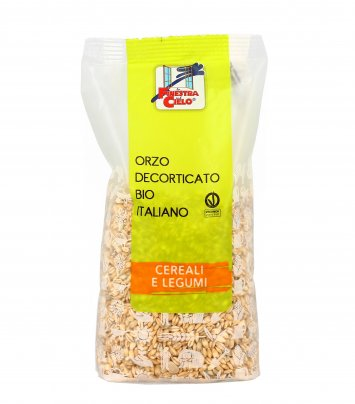 Orzo Decorticato Bio Italiano