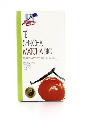 Tè Sencha - Matcha Bio