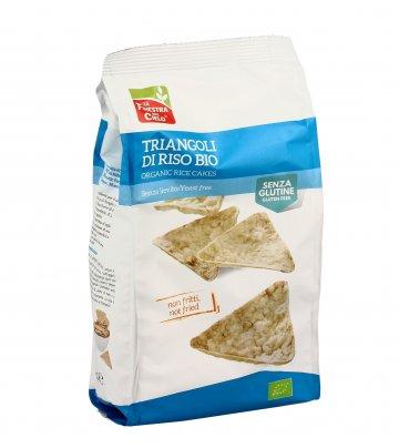 Triangoli di Riso Bio - Snack Salato