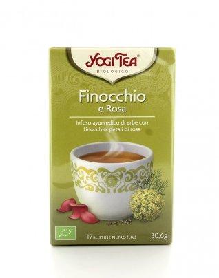 Yogi Tea - Finocchio e Rosa