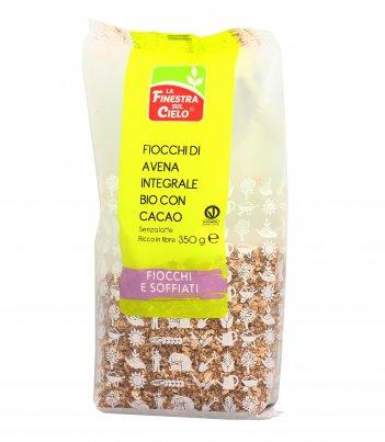 Fiocchi di Avena Integrale Bio con Cacao