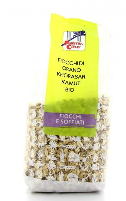 Fiocchi KAMUT® - grano khorasan Bio