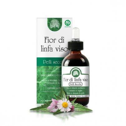 Pelli Secche Fior di Linfa Viso - Oro Verde 50 ml