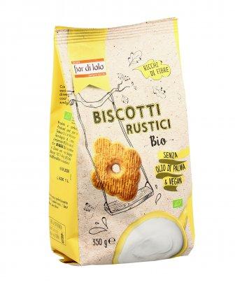 Biscotti Rustici Vegan Bio