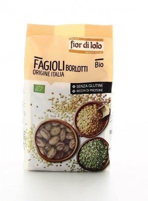 Fagioli Borlotti Bio Senza Glutine