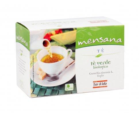 Tè Verde Biologico in Foglie