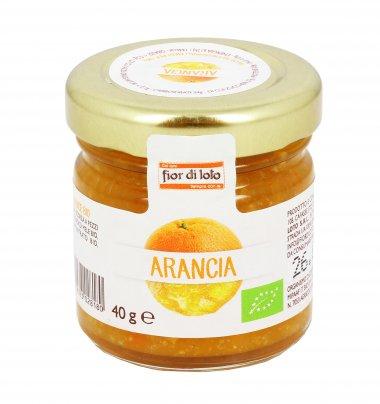 Composta di Arancia Bio 40 gr