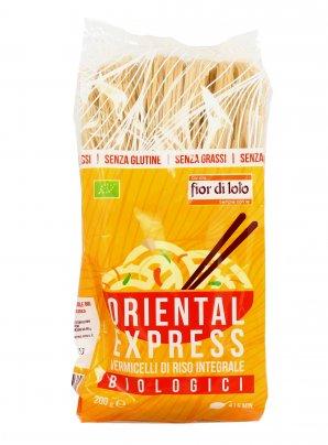 Vermicelli di Riso Integrale - Oriental Express