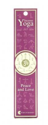 Incensi Yoga - Peace And Love