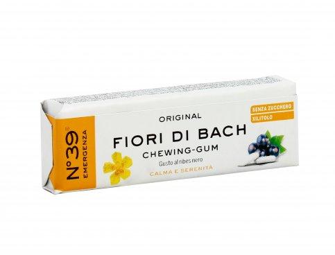 Chewing Gum con Fiori di Bach N°39