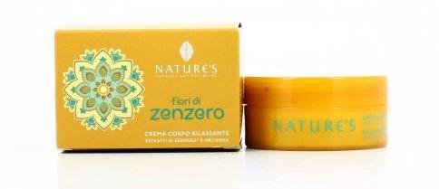 Crema Corpo Rilassante - Fiori Di Zenzero 100 ml