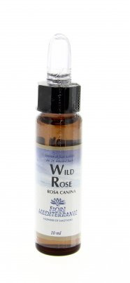Wild Rose - Rosa Canina - Fiori Mediterranei 10 ml.