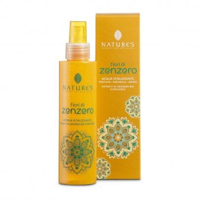 Acqua Vitalizzante Profumata - Fiori di Zenzero