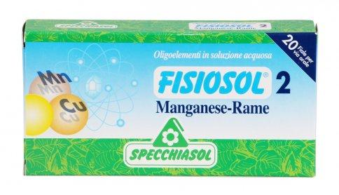 Fisiosol 2 - Manganese-Rame