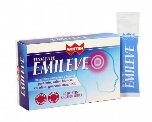 Emileve Fitoactive - Integratore Mal di Testa