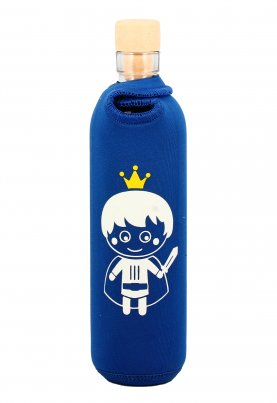Bottiglia Vetro Programmato Kids Neo Design Principe