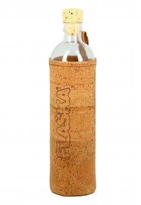 Bottiglia Vetro Programmato Flaska - Natural Cork 0,5 L