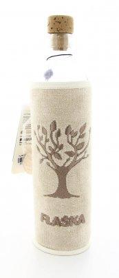 Bottiglia Vetro Programmato Flaska - Natural Organic Cotton