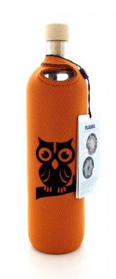 Bottiglia Vetro Programmato Neo Design Owl on The Branch 500 ml