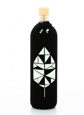 Bottiglia Vetro Programmato Neo Design Tangram 500 ml