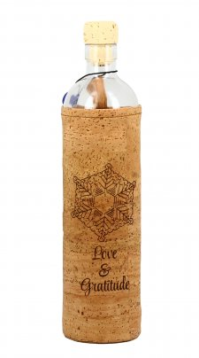 Bottiglia Spiritual Emoto Peace Project 0,5 litri