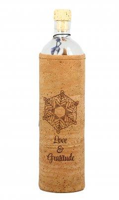 Bottiglia Vetro Programmato Spiritual Peace Project 750 ml