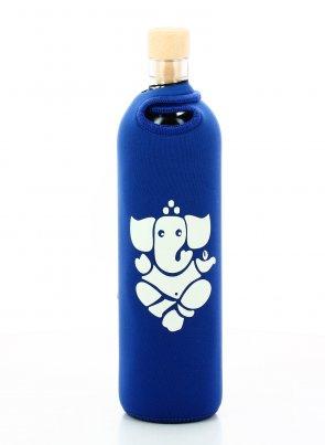 Bottiglia Vetro Programmato Neo Design Spiritual Ganesha