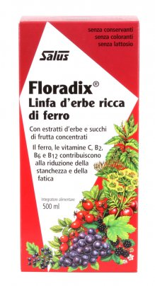 Integratore Alimentare Floradix 500 ml