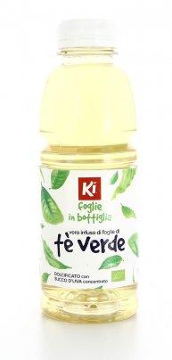 Foglie in Bottiglia - Tè Verde Bio